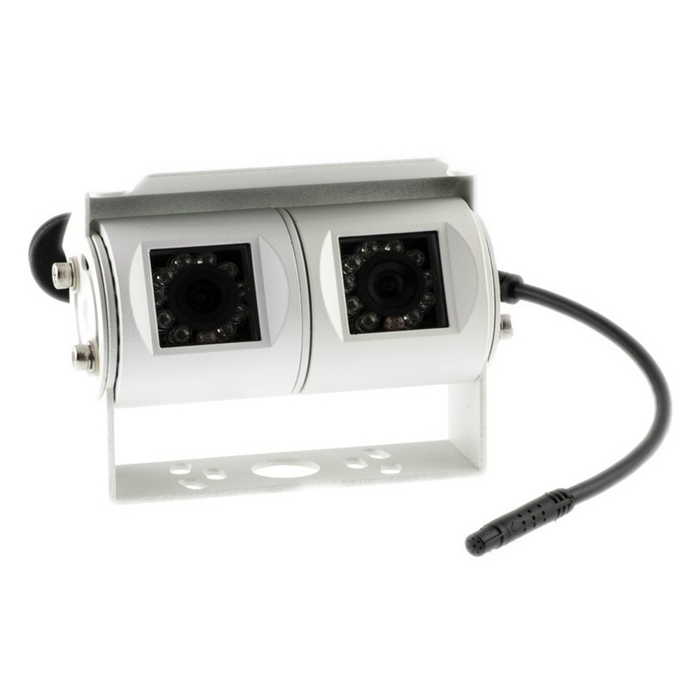 Parksafe Dual White Night Vision Camera