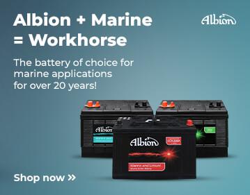 Shop Albion Batteries