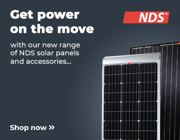 Shop NDS solar, inverters, chargers and more