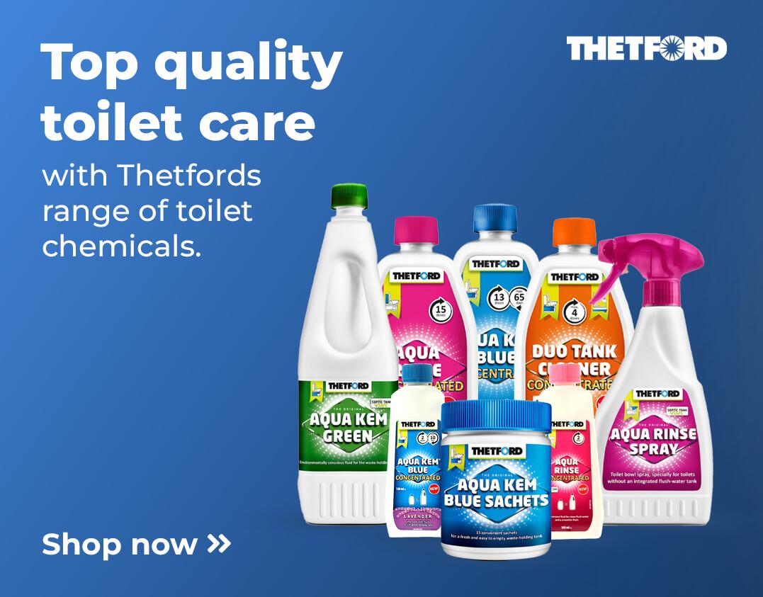 Shop Thetford Toilet Chemicals