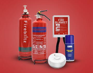 Shop Fire Safety