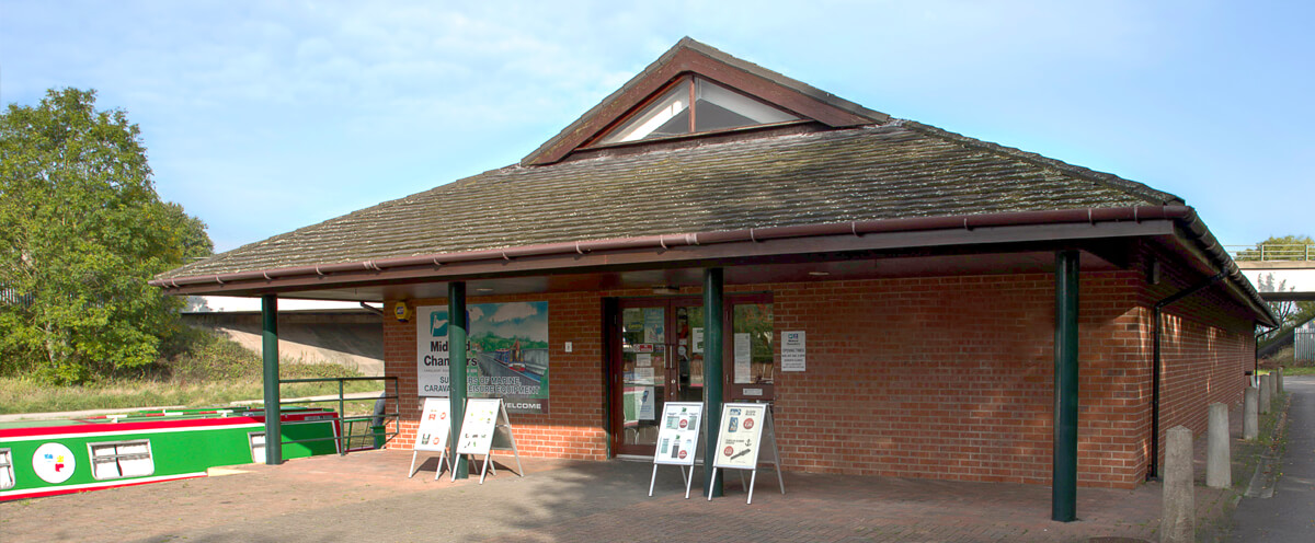 Preston Brook Store