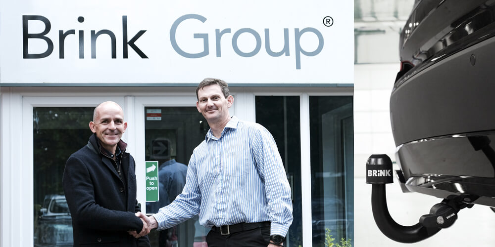 Arleigh Group & Brink Towbars join forces in new distribution deal