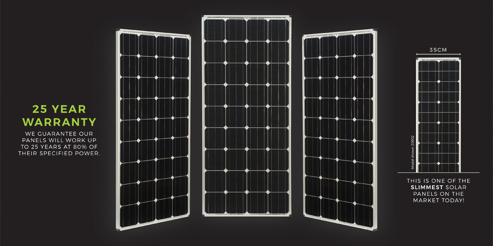 We now stock Zamp Solar