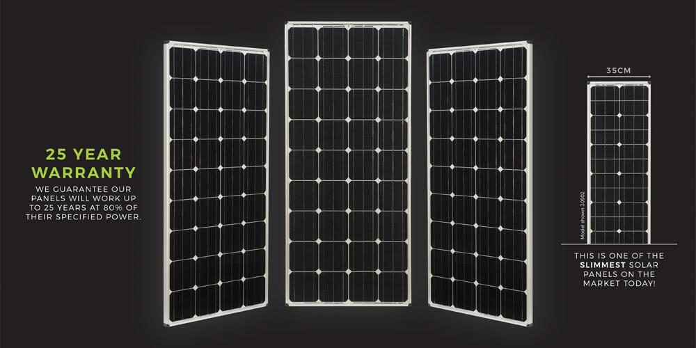 We now stock Zamp Solar