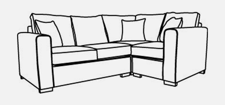 Manhattan Right Corner Sofa