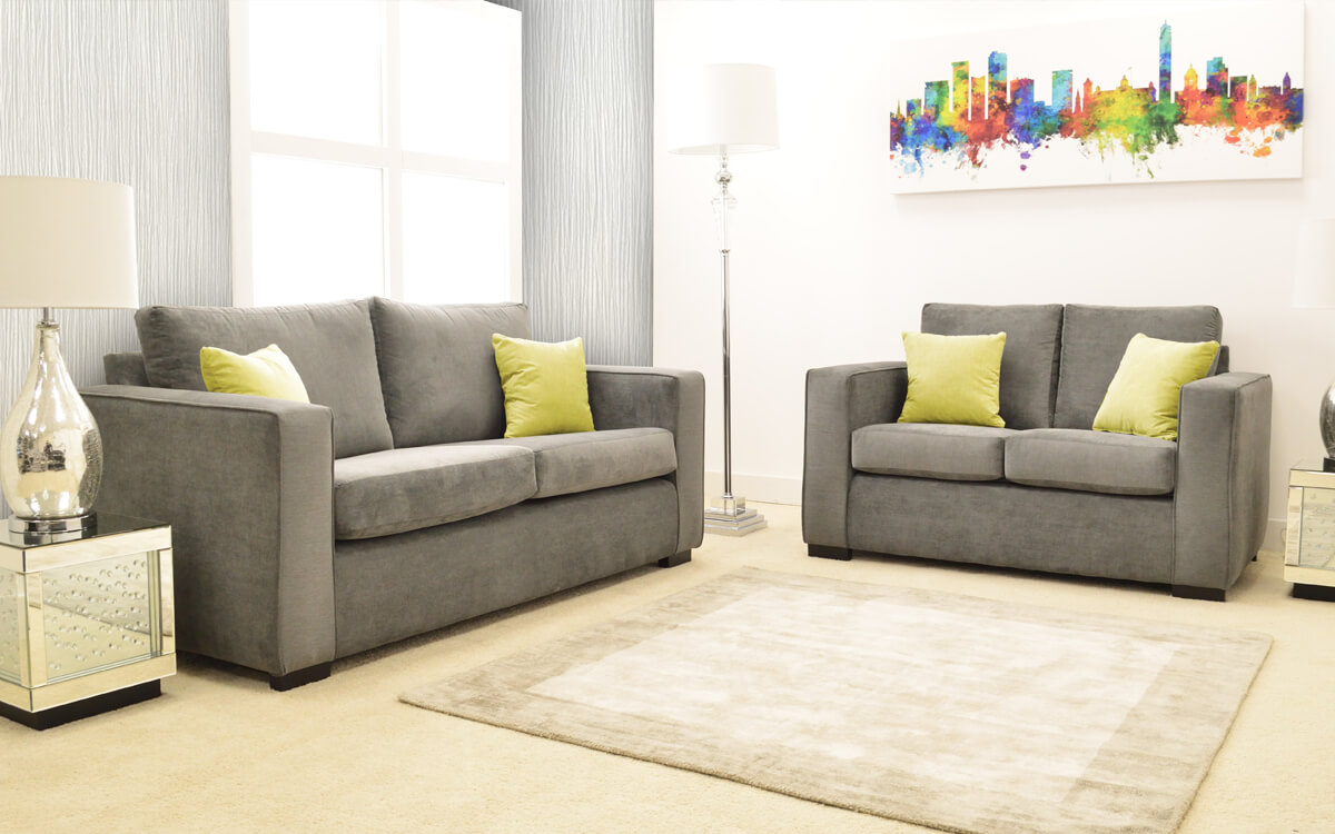 Newton Sofa lifestyle