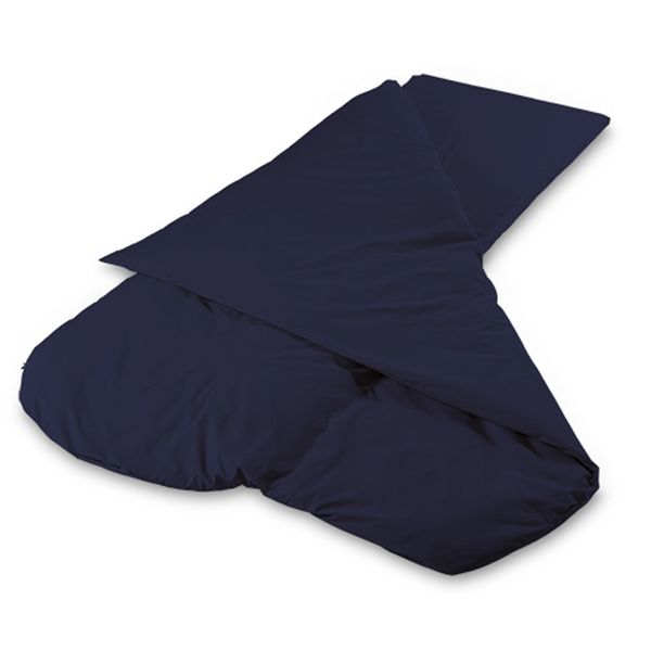 Navy Compact Duvalay 4.5 Tog Sleeping Bag