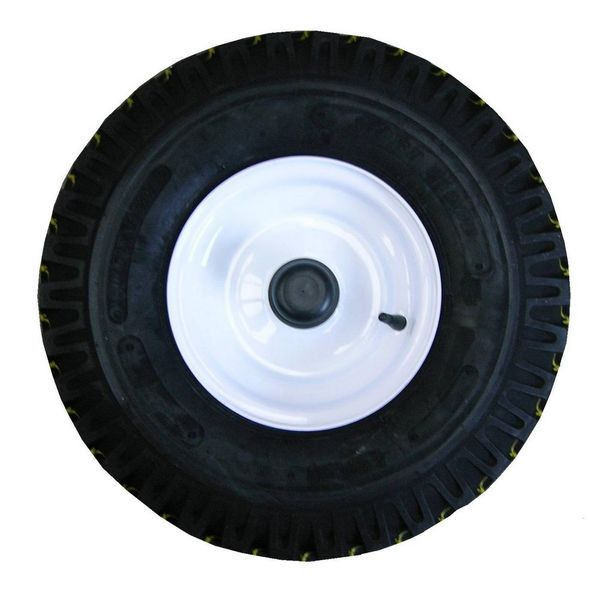 Spare Wheel 400D x 9 6 Ply Tyre 35mm Bearing (948638)