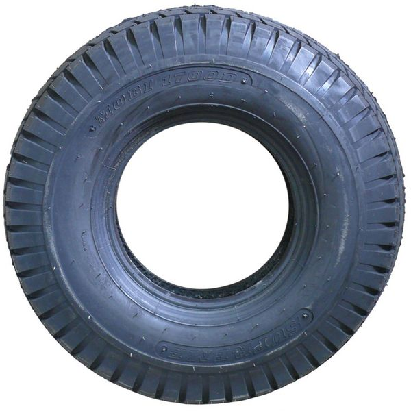 Heavy Duty Spare Tyre for A120