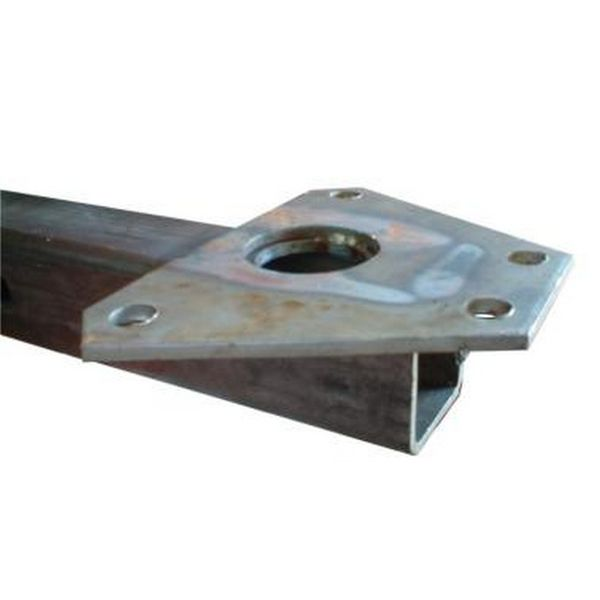 60 x 60mm Straight Drawbar