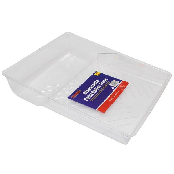 Disposable Paint Trays 3 Pack