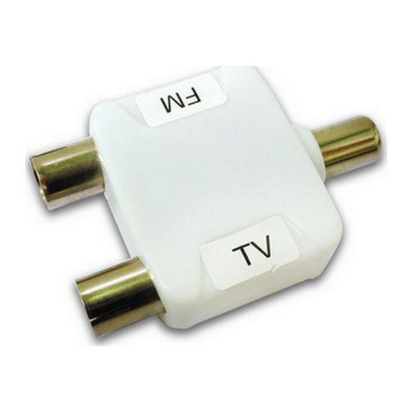 Aerial Maxview TV/FM Splitter