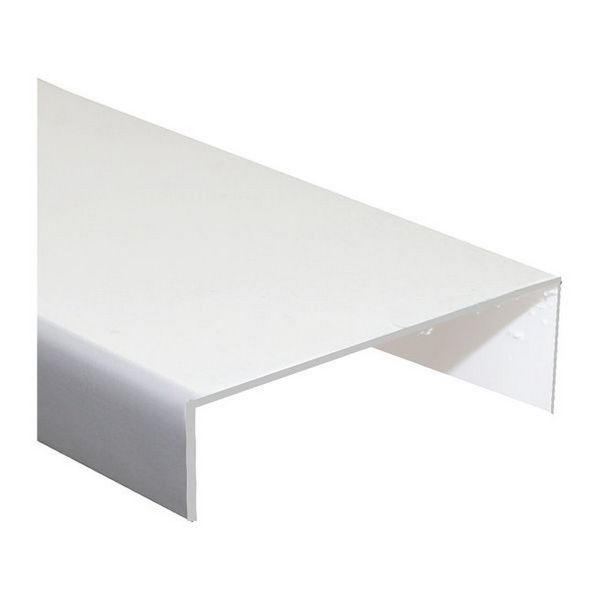 DOOR CAPPING SIZE; 22MM X 2.5M WHITE