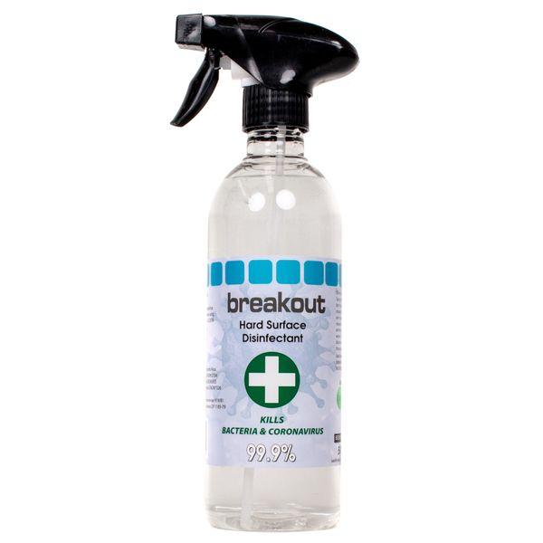 Multi-Surface Antibacterial Spray