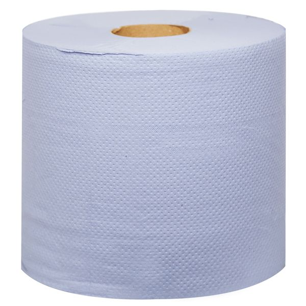 Workshop Wipes (Blue) Rolls x 6 - 190mm x 150m