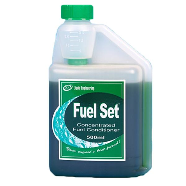 Fuel Set 500ml Dosage Bottle