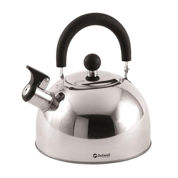 650281 Tea Break Kettle 1.8 Litre Stainless Steel