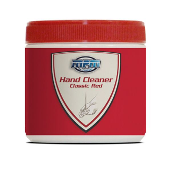 MPM Hand Cleaner Classic Red 600ml