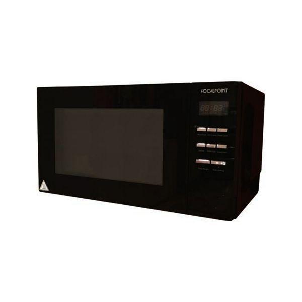 Focal Point Black 23L Microwave