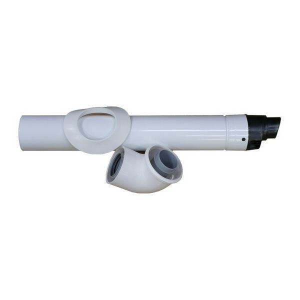 Horizontal Flue for Morco GB24