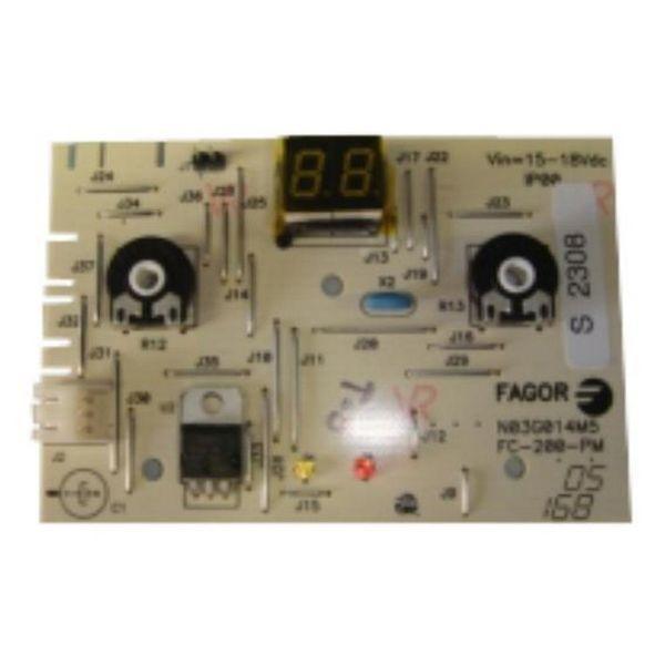 Display PCB for Feb24ED (MCB3005)
