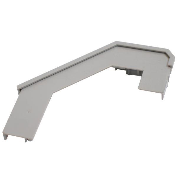 Right Plastic Corner for VHDSW60 Hood