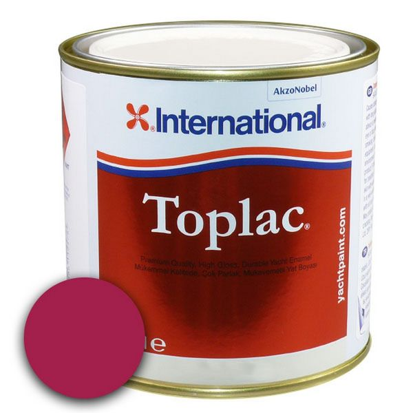 Toplac Rustic Red 501 - 750ml