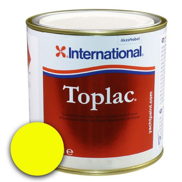 Toplac Yellow 101 - 750ml