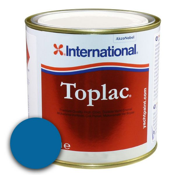 Toplac Lauderdale Blue 936 - 750ml