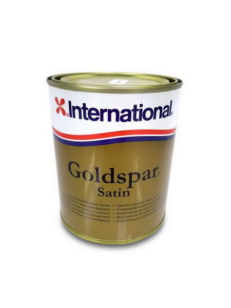 Varnish Goldspar Satin - 750ml