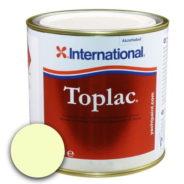 Toplac Ivory 812 - 750ml
