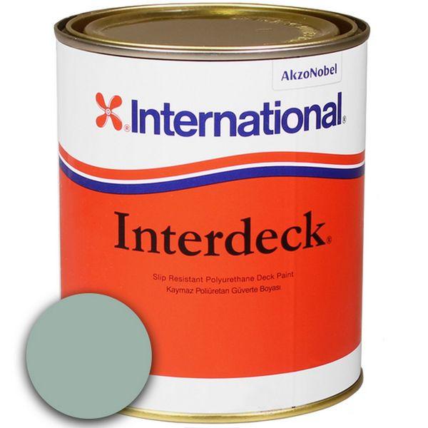 Interdeck Deck Paint Grey - 750ml