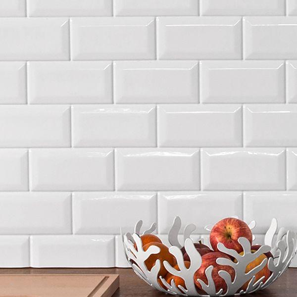 Reco Metro Tile White - 1 Panel Kit
