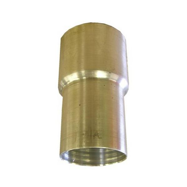 """Flue Adaptor 2"""" Outlet To 2-1/2"""""""