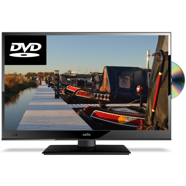 Television/DVD LED Cello 20""