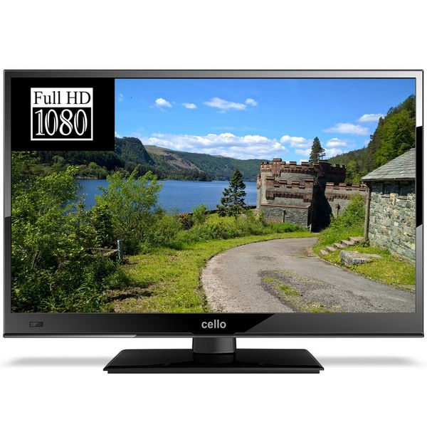 "Cello 22"" LED Freeview TV 240V"
