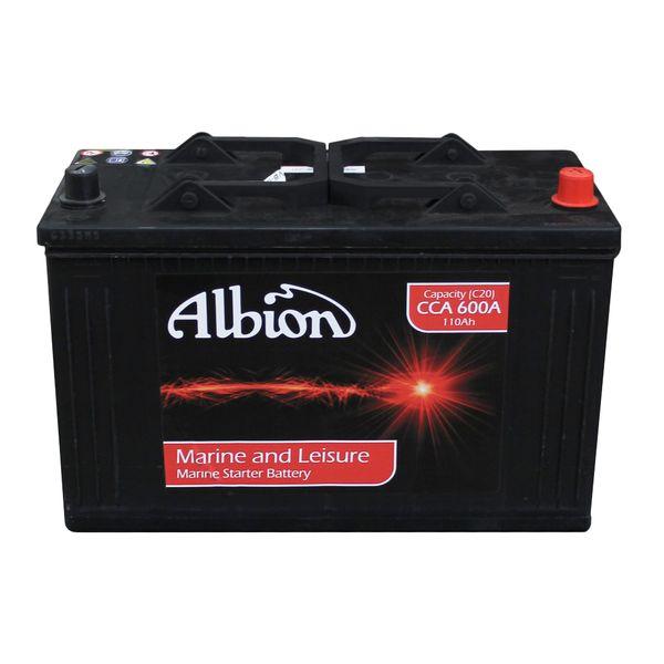 Albion 643 Starter Battery 90Ah FLA Pallet of 24