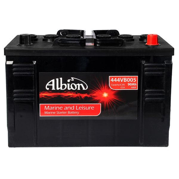 Albion 643 Starter Battery 90Ah FLA Pallet of 4