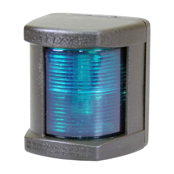 Classic Green LED Starboard Navigation Light