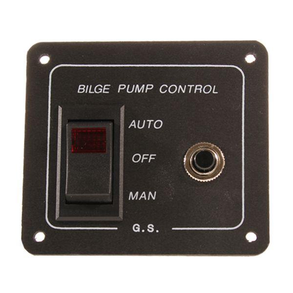 Bilge Control Panel