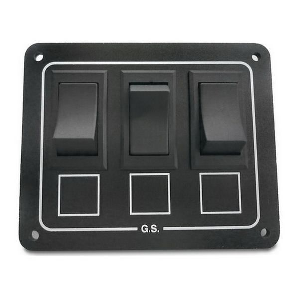 3 Way Switch Panel