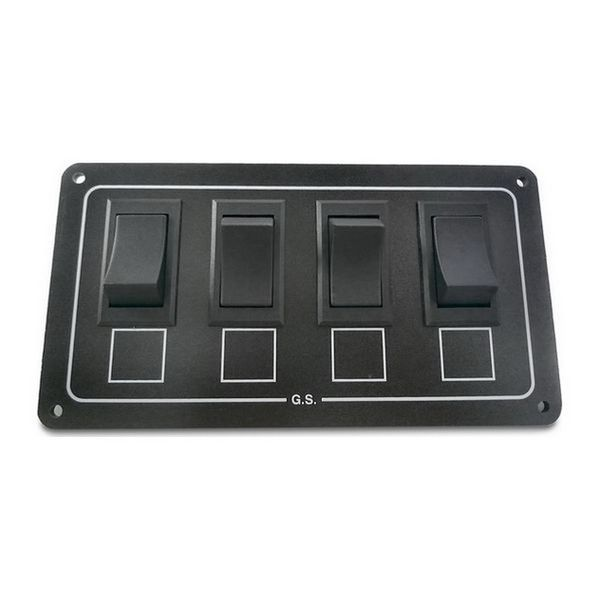 4 Way Switch Panel