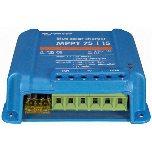Victron BlueSolar MPPT 75/15 Charge Controller/Regulator (12V/24V)