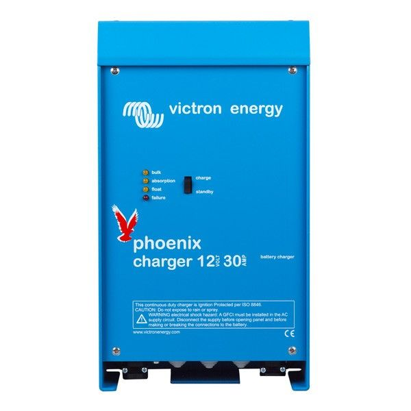 Victron Phoenix Battery Charger (Automatic / 12V / 50A)