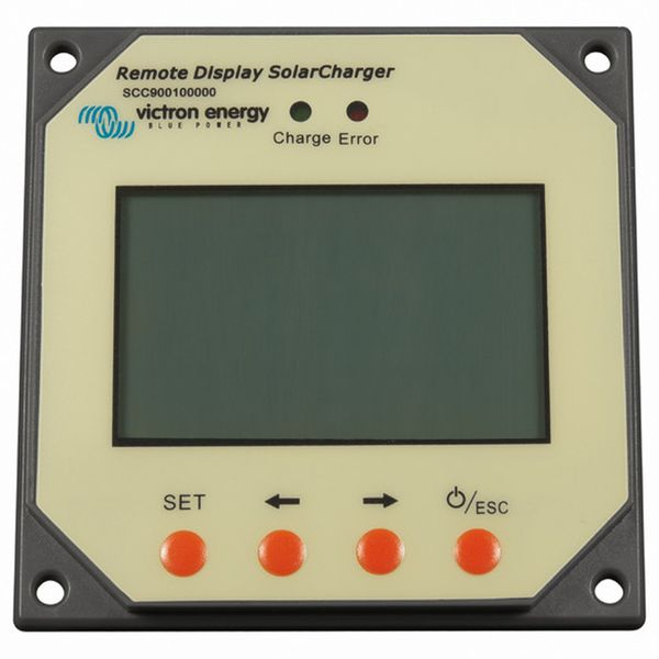Remote Display Panel for BlueSolar DUO Charge Regulator