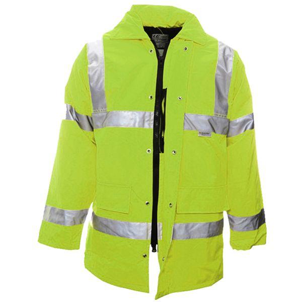 Hi-Vis Padded Coat