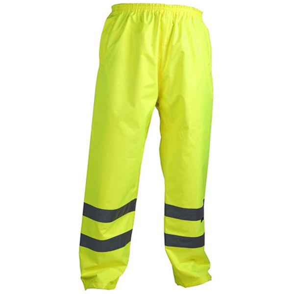 Hi-Vis Rain Trouser